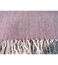 242 grams - Diamond weave wool cloth