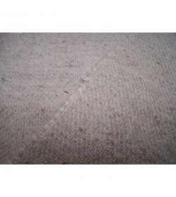 Twill 2/1 - 443 grams - Handwoven wool cloth-natural off white colour (BL)