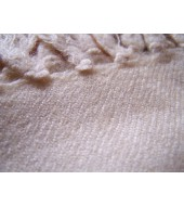 Twill 2/2 230 grams - off white fabric hand woven (26)
