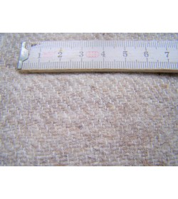 000 grams Twill 2/1 hand woven natural off white (32)