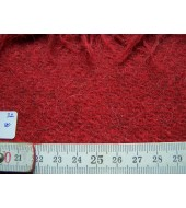 Twill 2/2 520 grams - dyed fabric from off white fabric hand woven, 100% hand spun thread (26)